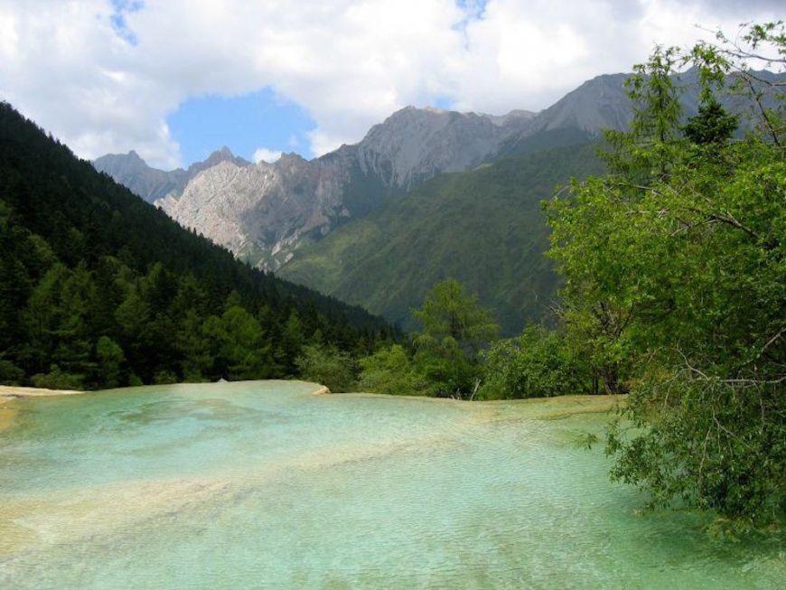 Jiuzhai-Valley-China