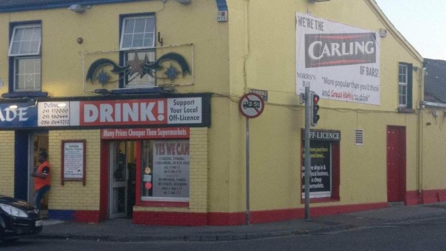 Off Licence Waterford 1