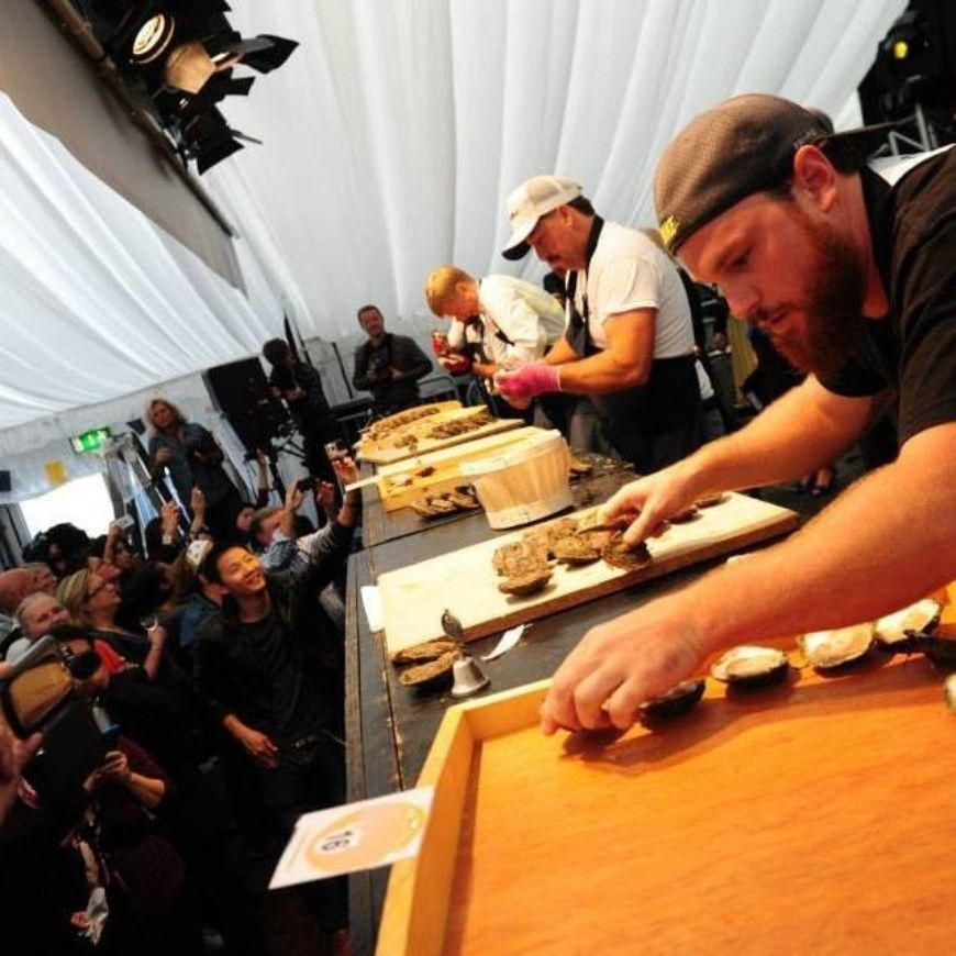 Oyster Seafood Festival