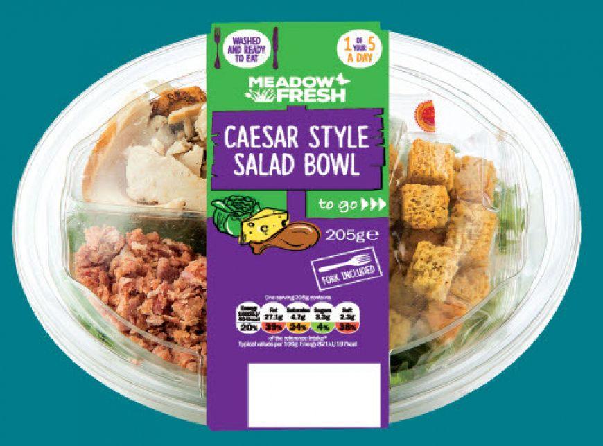 Lidl Meadow Fresh Salad Bowl