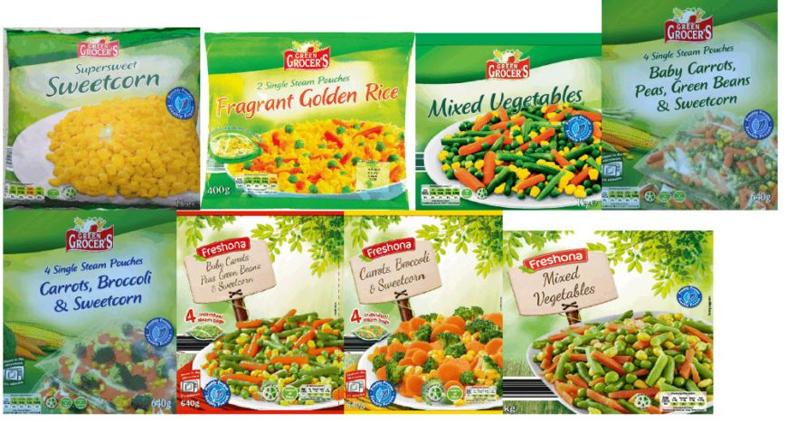 PICS: Tesco Lidl And Iceland All Recalling These Products