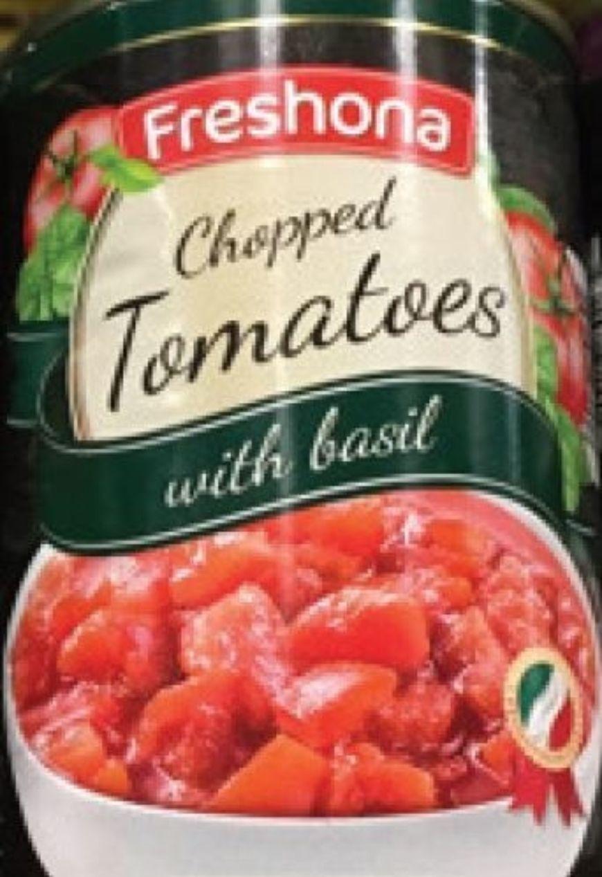 Lidl Tomatoes