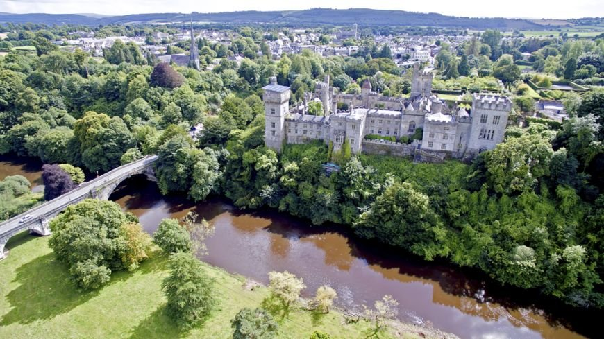 Lismore Castle Co Waterford