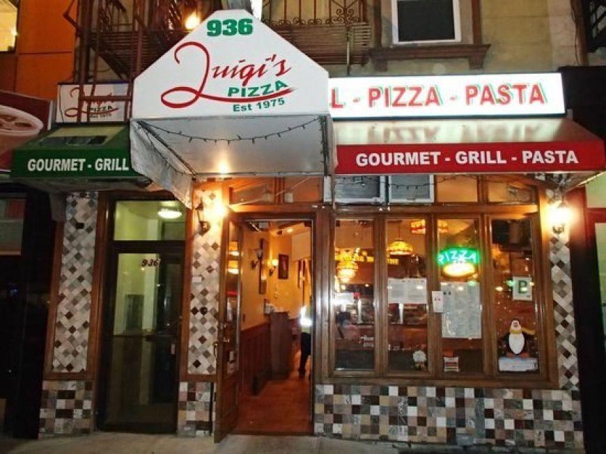 Luigis-Pizza