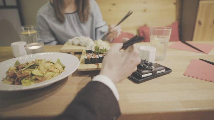 Mini Sushi 1