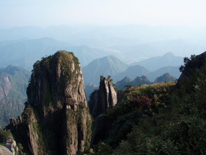 Mount-Sanqing-China