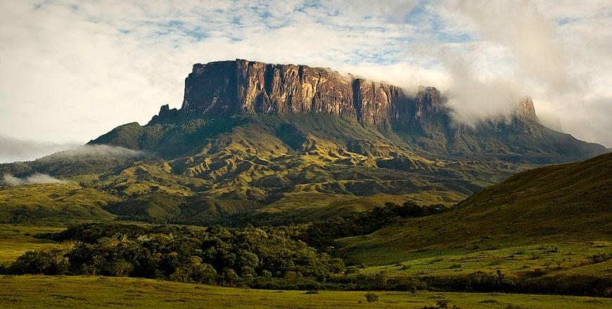 Mount-Roraima-in-Venezuela-Brazil-and-Guyana