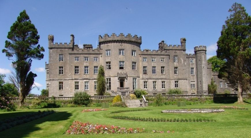 Markree Castle 1