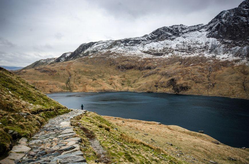 Snowdonia Gwynedd Wales