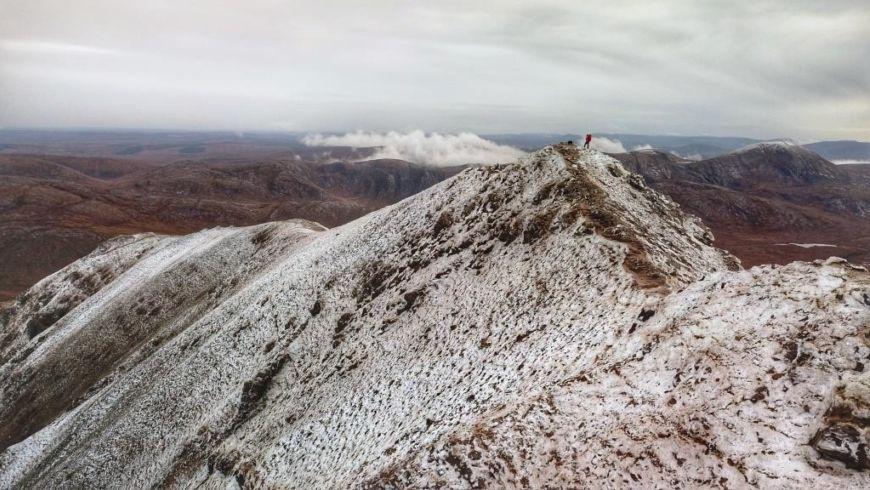 Snowy Errigal 3
