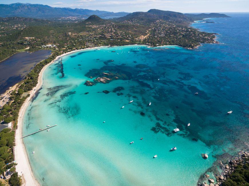 Santa Giulia Corsica France