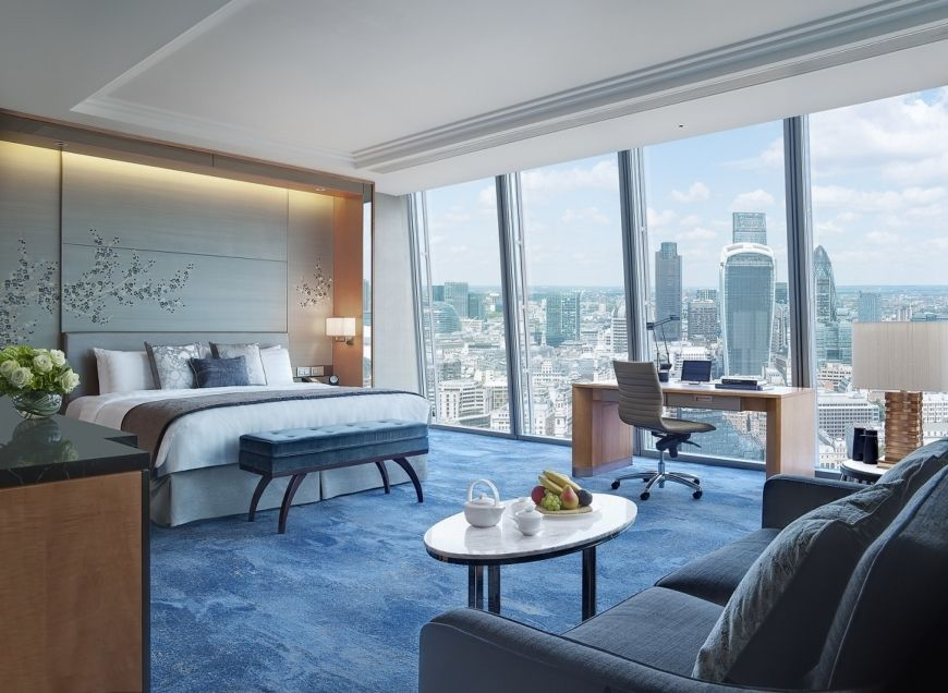 Shangri La Hotel 1