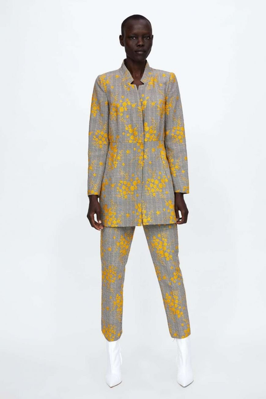 Statement Suit