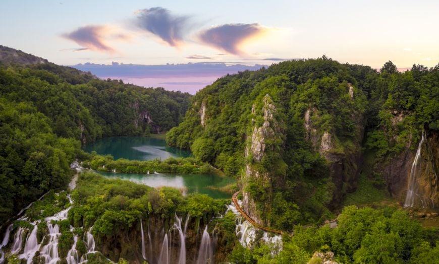 Plitvice Lakes National Park Main