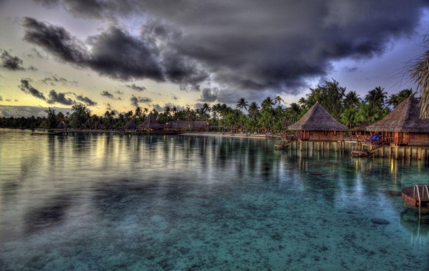Rangiroa-French-Polynesia