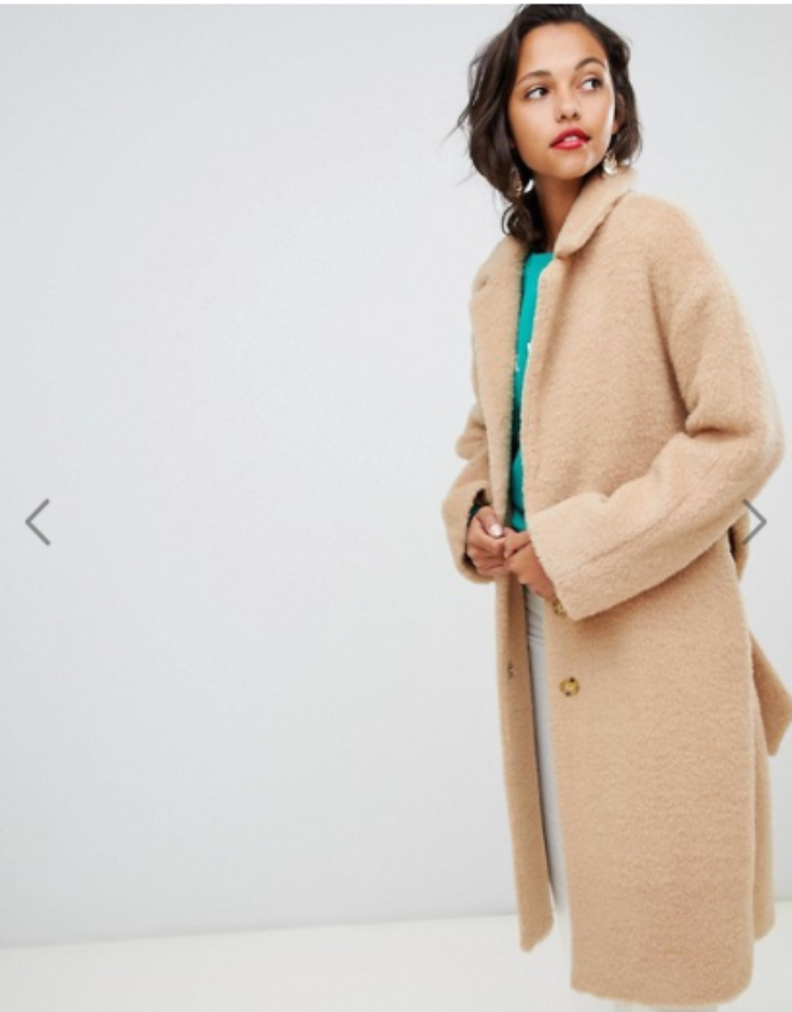 Whistles Textured Belt Coat