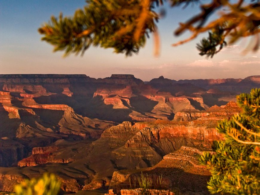 The-Grand-Canyon-in-Arizona-United-States