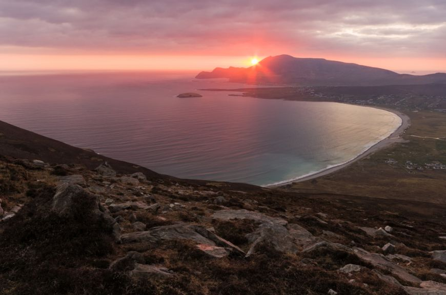 Achill Sunset