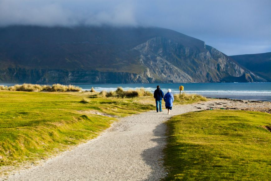 Achill Windy Walk