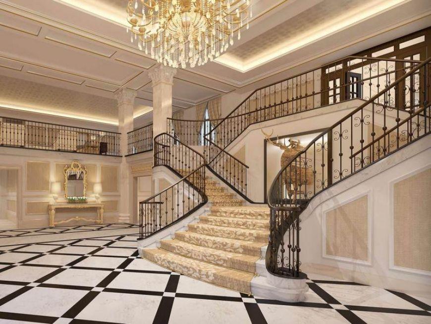 Ballroom Grand Stairs 01