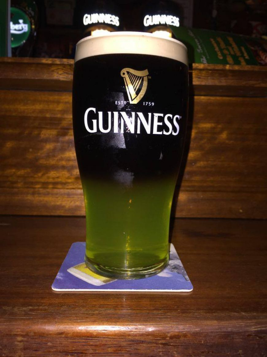 Guinness Fat Frog