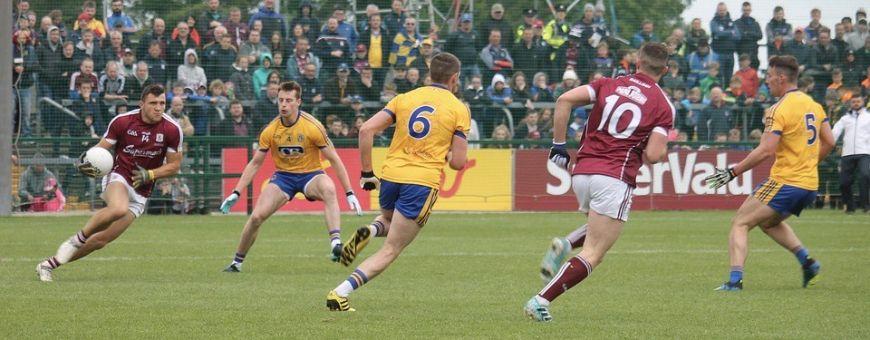 Damien Comer Galway