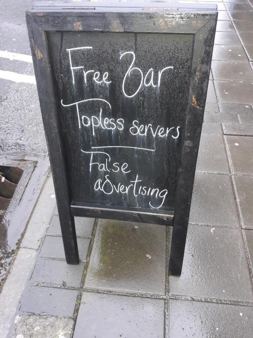 Free Bar Main Body