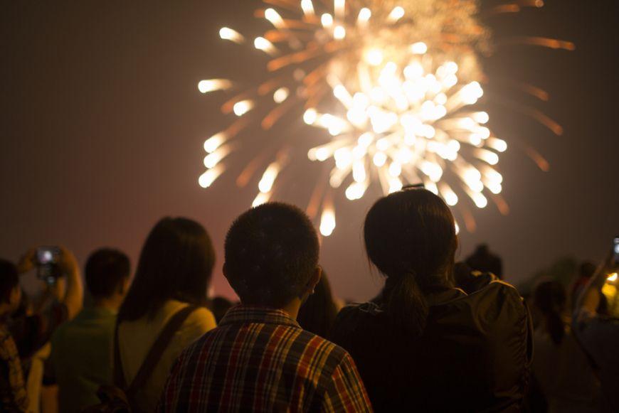 Friends Fireworks