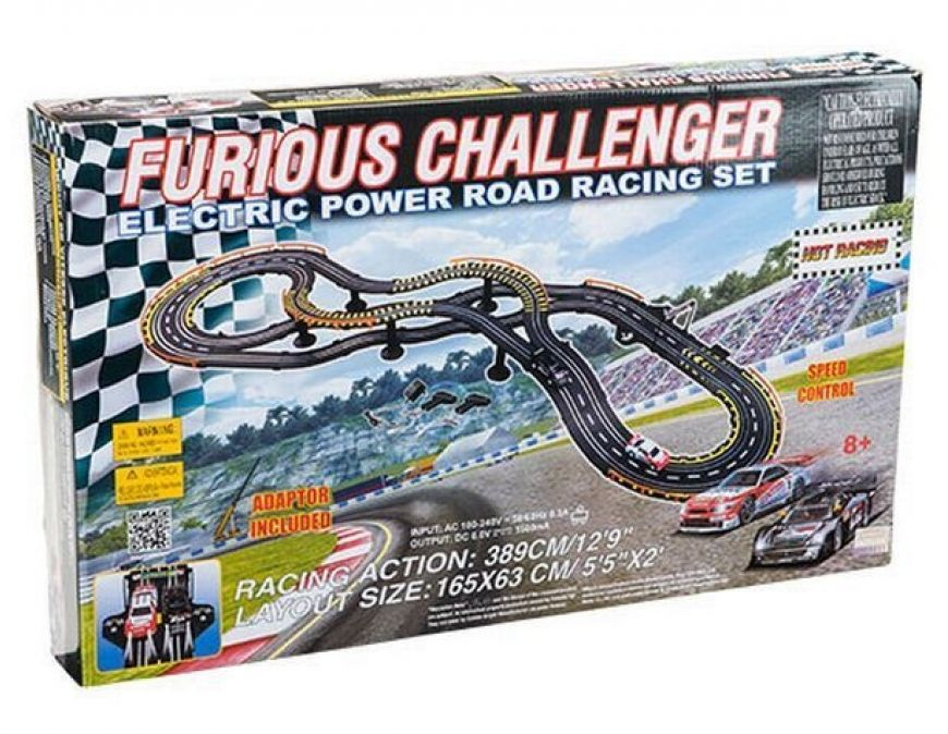 Furious Challenger Packshot