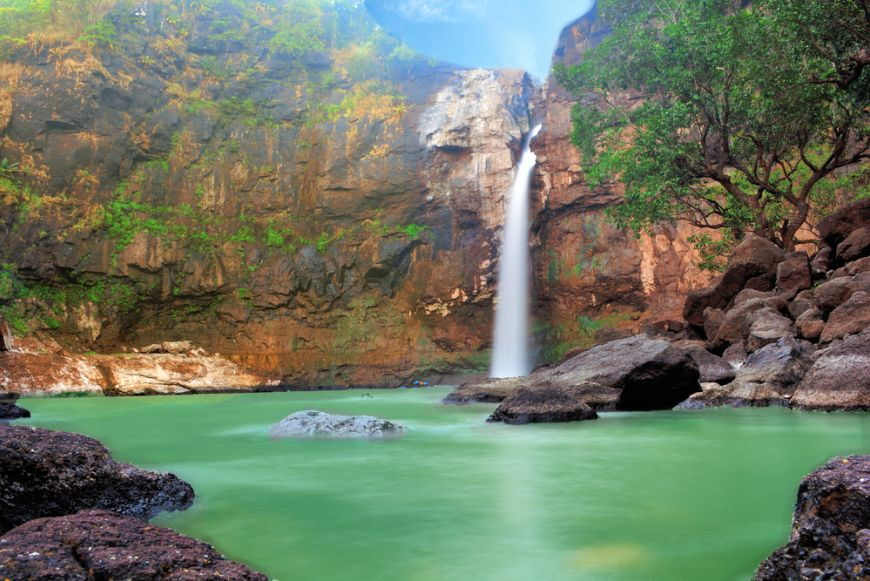 India Waterfalls