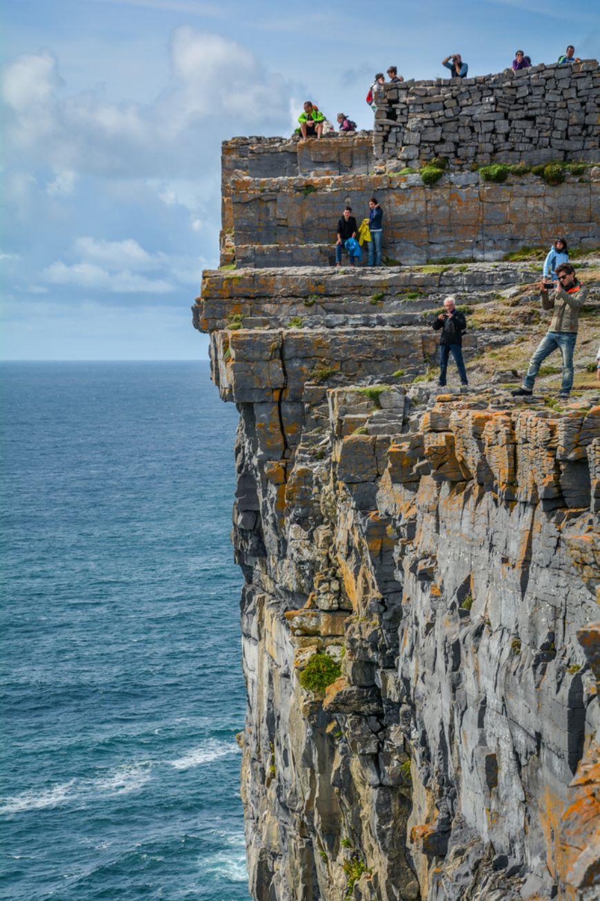 Inishmore Cliffs Main