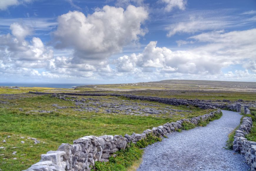 Inishmore Walls