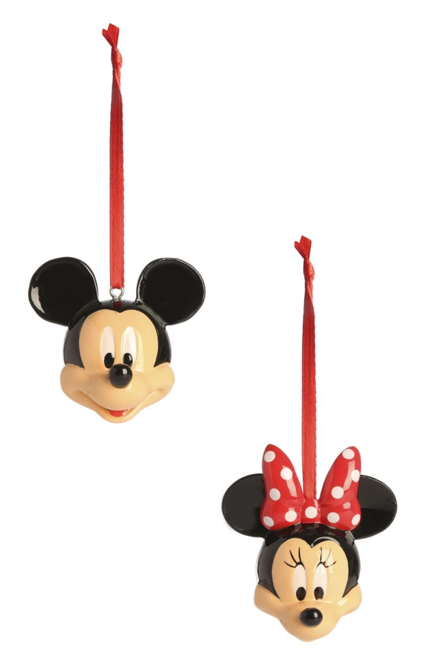 Disney Christmas Decorations.Penneys Has Released Disney Christmas Tree Decorations And