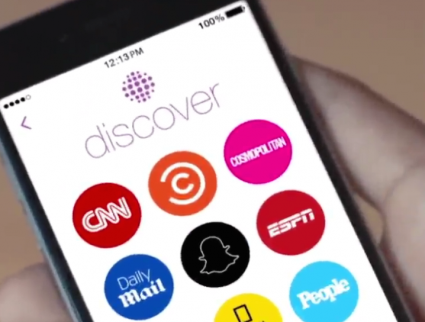 snapchat-discover