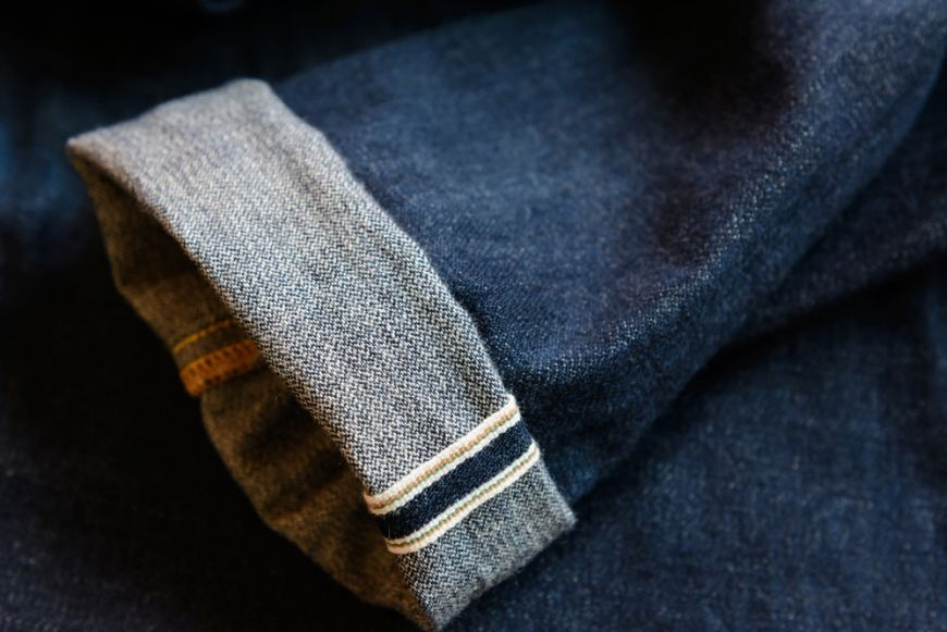 Trouser Hem