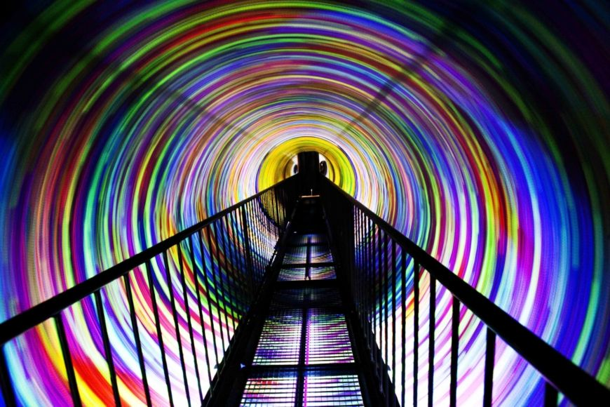 Vortex Tunnel