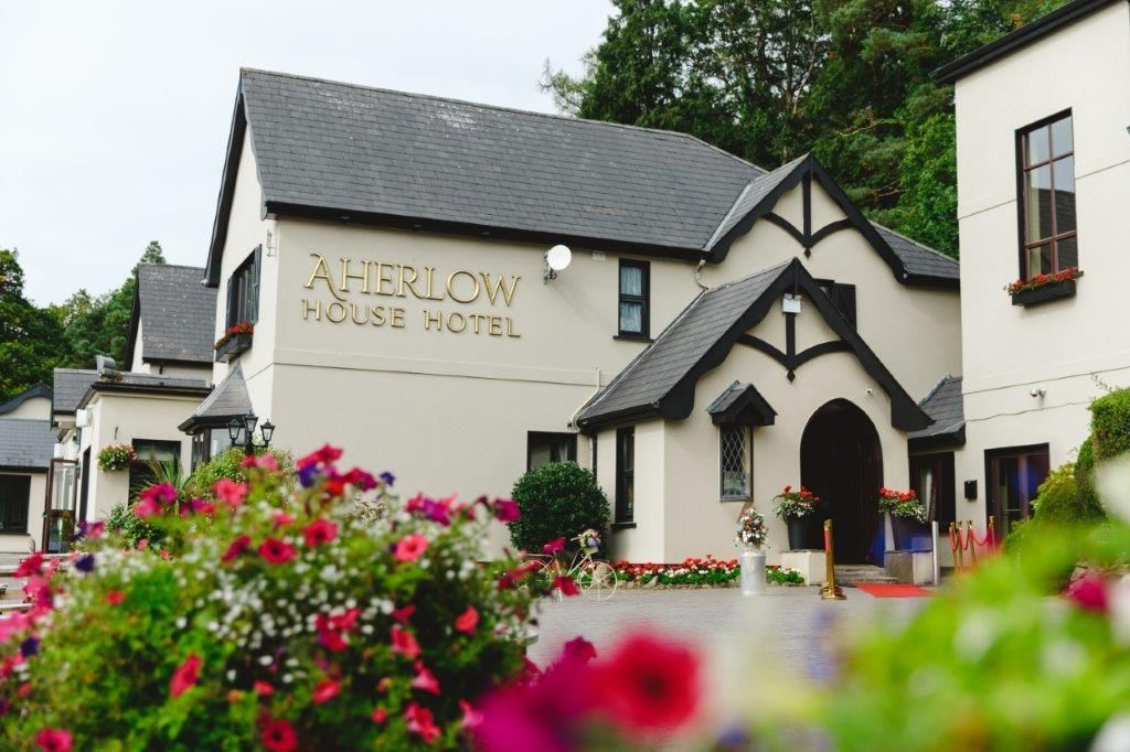 Aherlow House Hotel Entrance
