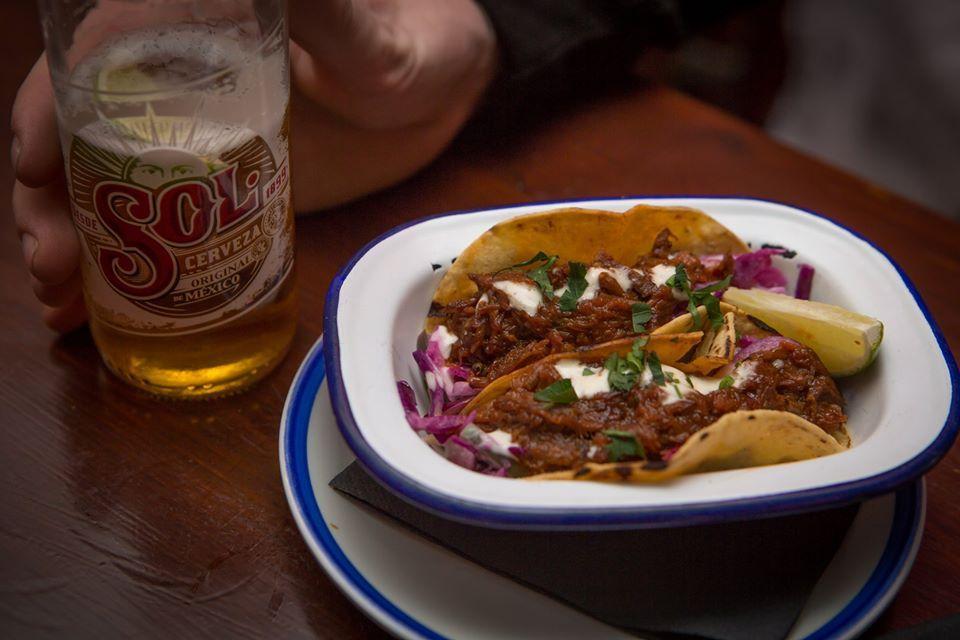 bow lane social brunch tacos