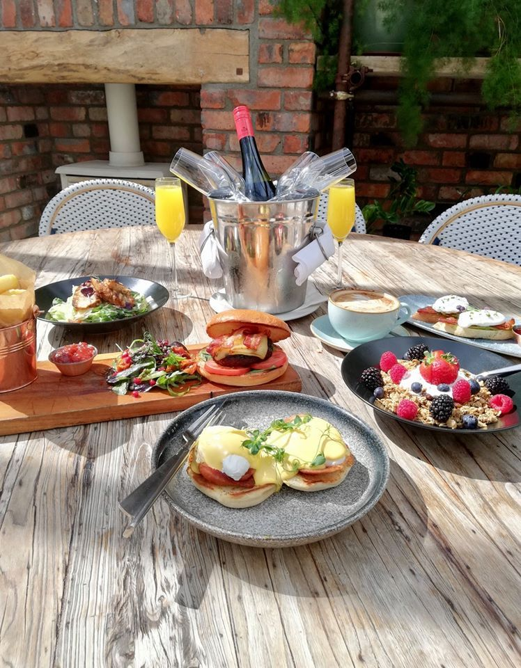 house dublin bottomless brunch by Gormet Food Parlour