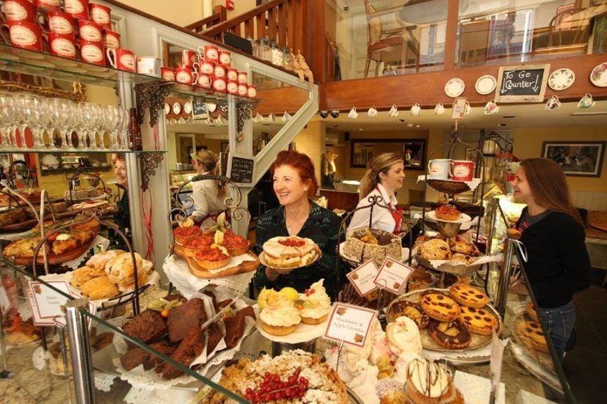 Best pancakes in Dublin - Queen of Tarts