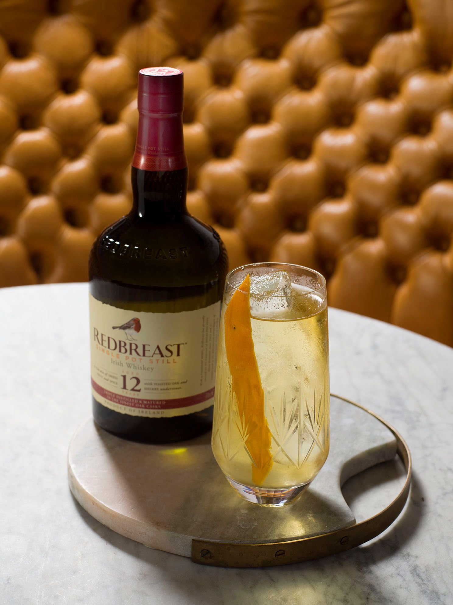 Redbreast Highball
