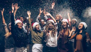 Don't Miss Out On A Christmas Cocktail -10 Unreal Places To Have Your Christmas Party