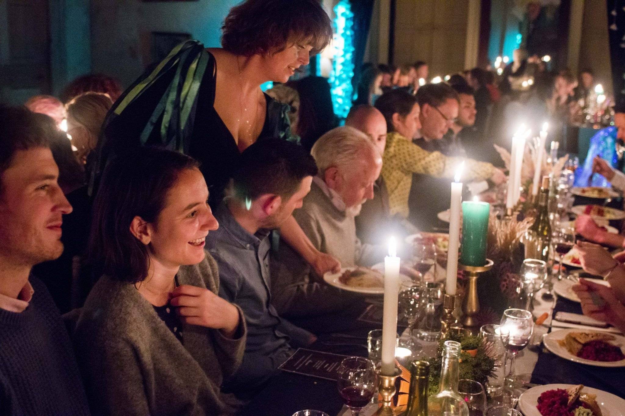A Christmas For The Books.Book A Christmas Party With A Difference At This Georgian