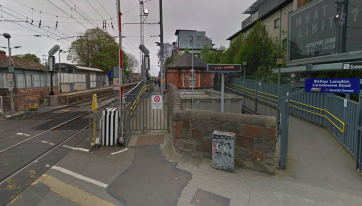 Lansdowne Road DART station will close for next month's Ireland vs. Denmark game