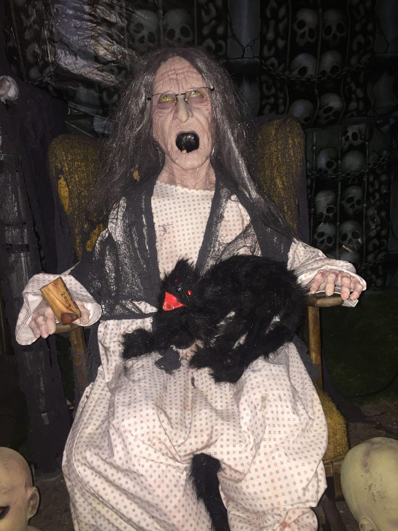 Ken's Halloween House Killiney