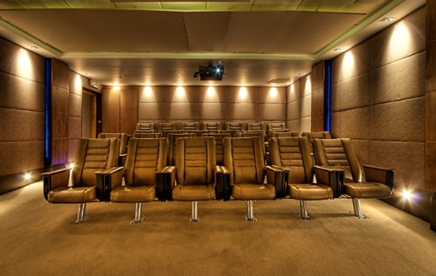 private cinemas in Dublin
