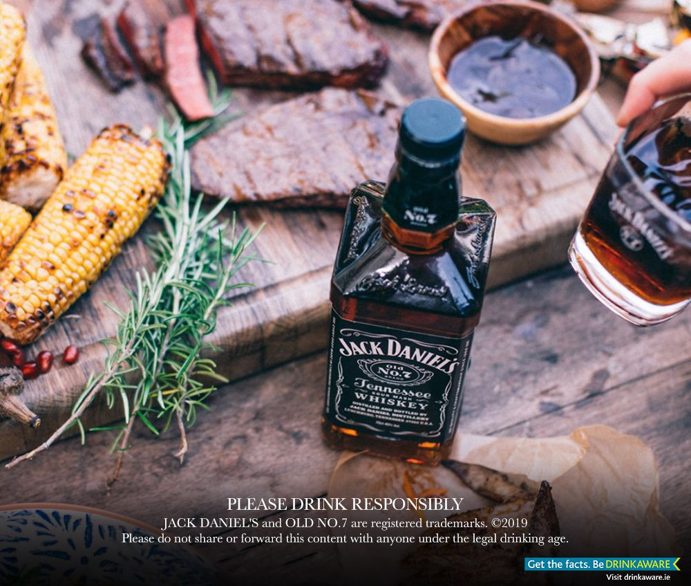 Jack Daniel's food