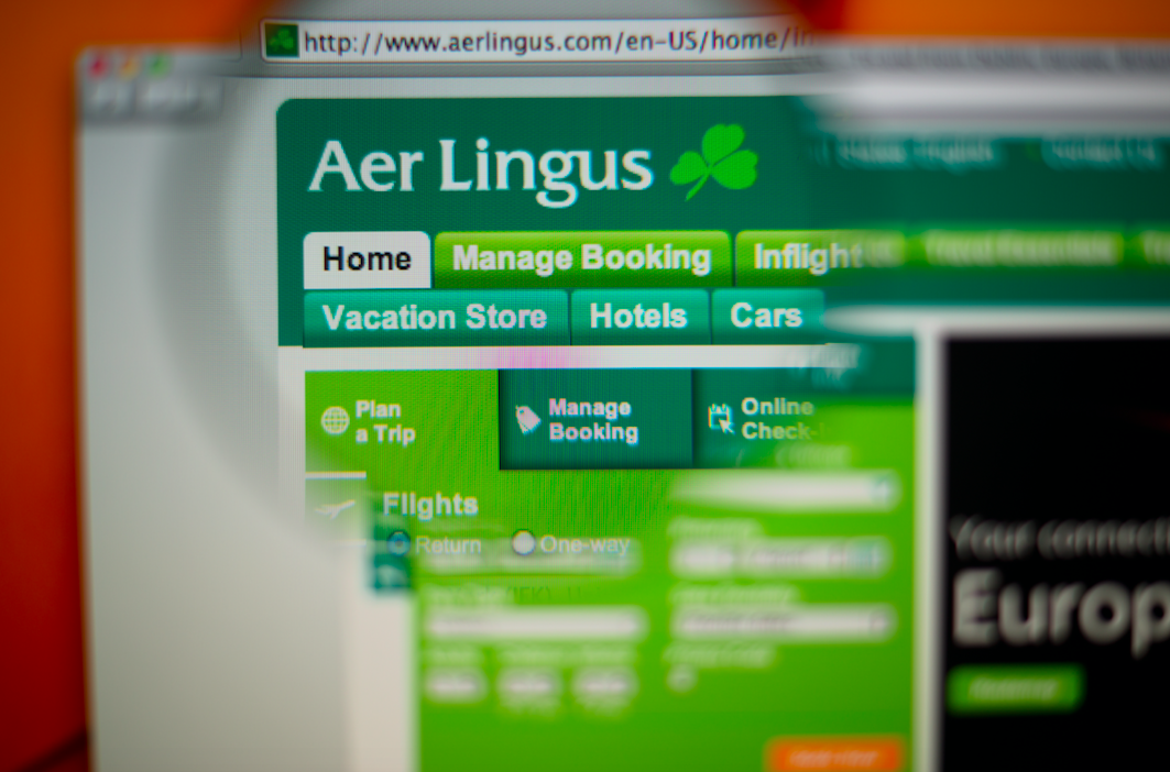 Aer Lingus have launched their Black Friday sale