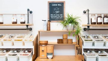 Rathmines is getting a new zero-waste health food store