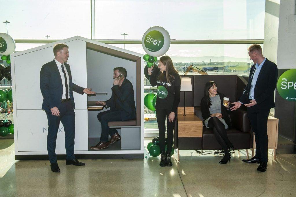 Dublin Airport's new MySpot initiative